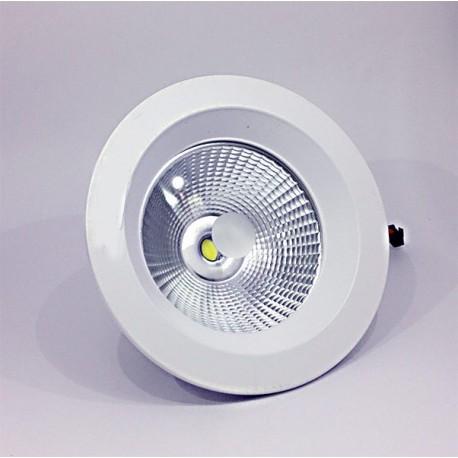 10W LED Round Light COB