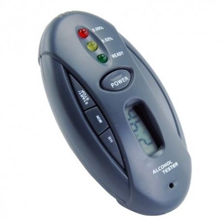 Breathalyzer - Alcohol level tester in Keychain