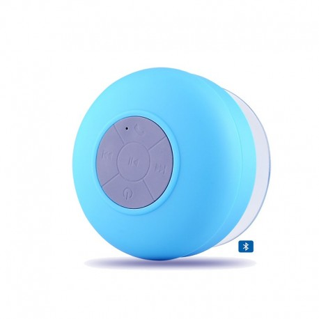 Bluetooth Waterproof Speaker - Blue