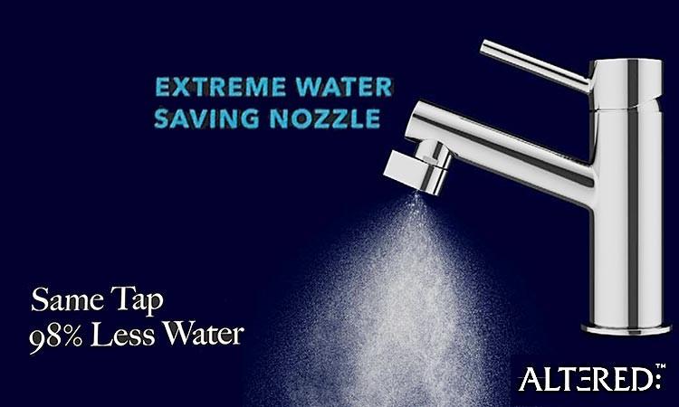 Altered Nozzle