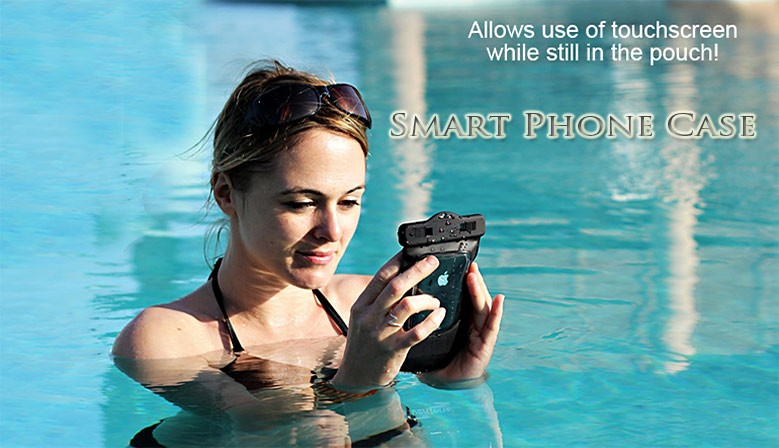 Smart Phone Water Proof Case