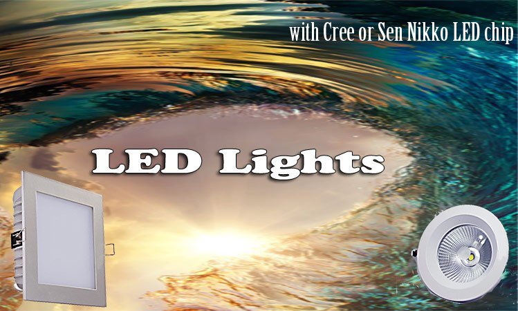 Wide Range of LED Lights